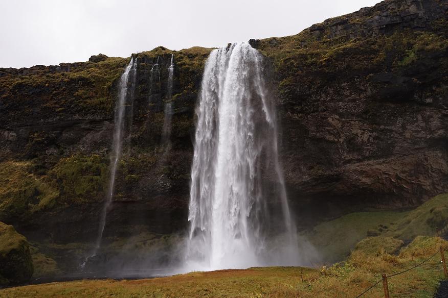 셀야란즈포스-아이슬란드