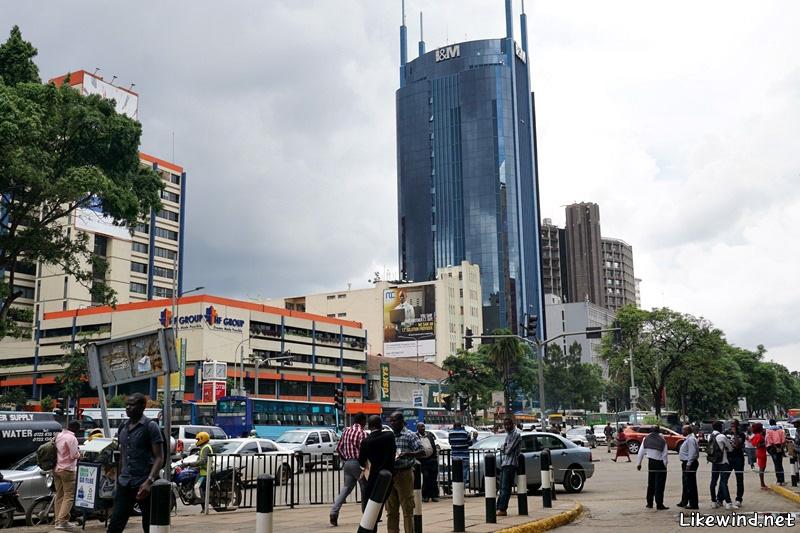 여행 467일차(1), 떠나고 싶어도 떠날 수 없었던 도시 – 케냐, 나이로비