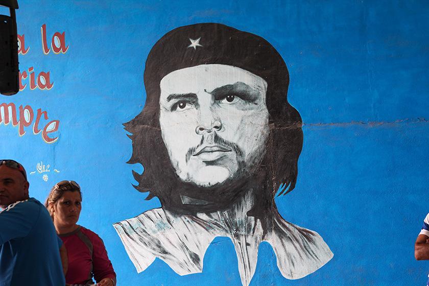 산타클라라 혁명의 도시