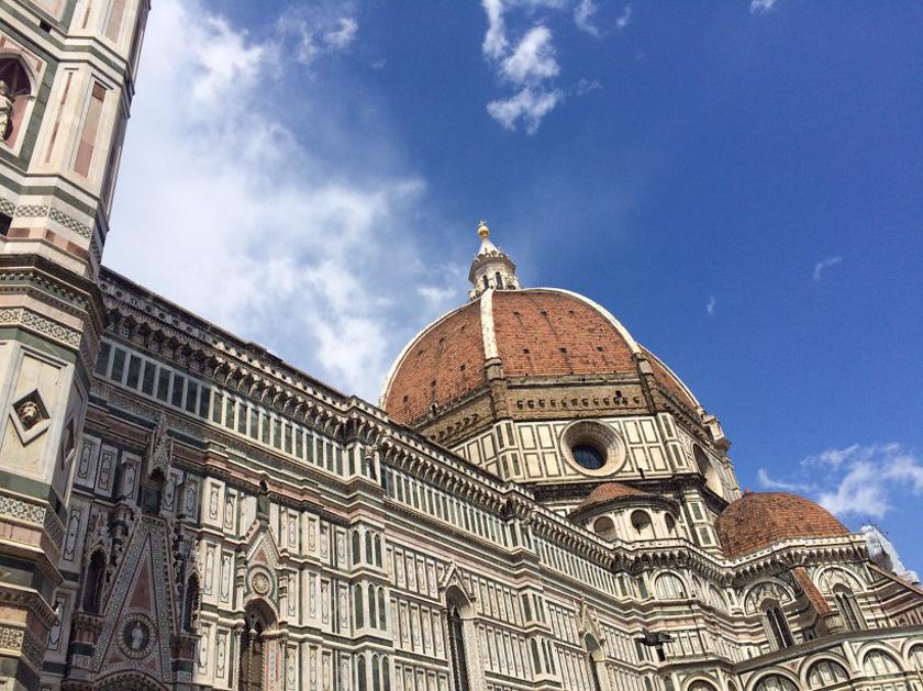 그때도, 지금도 내 심장은 두근거린다 – 이탈리아, 피렌체